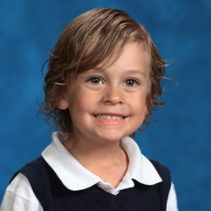 Jaymz's Kindergarten Picture