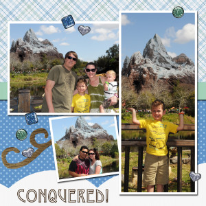 Expedition Everest Conquered