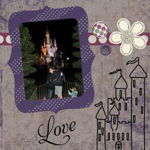 Kisses at the Castle