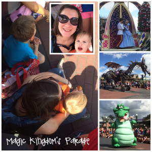 Magic Kingdom's Parade Favorites