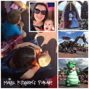 Magic Kingdom's Parade Favorites